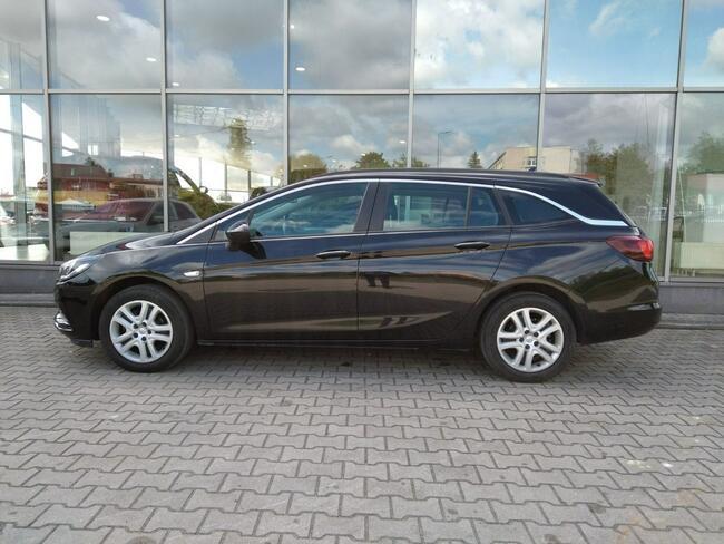 Opel Astra 1.4 150 km salon pl bogata wersja Bełchatów - zdjęcie 8