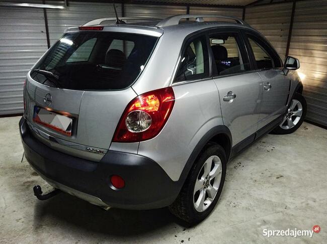 Opel Antara 2.0 CDTI 150KM SKÓRY*NAVI*XENON*4X4 Radom - zdjęcie 4