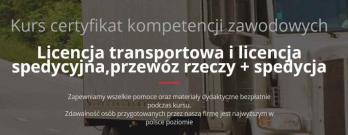 Lublin, Kurs Certyfikat Kompetencji Zawodowych Przewoźnika Drogowego Lublin - zdjęcie 1