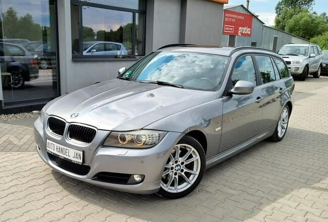 BMW 320 2,0 Diesel 140km Navi Xenon Panorama Serwis ! Chełmno - zdjęcie 1