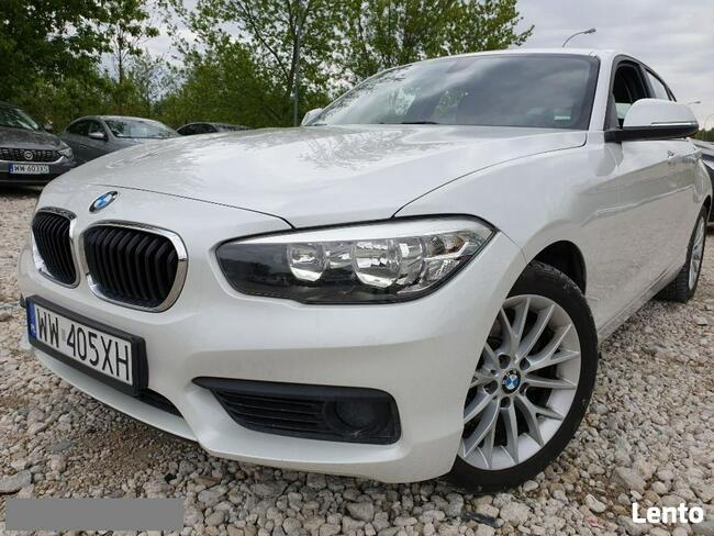 BMW 120 2.0d Hatchback 190KM Salon PL Piaseczno - zdjęcie 3