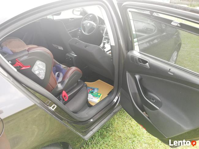 VW Passat B6 2.0 TDI CR 140 KM 2009r Bełchatów - zdjęcie 5
