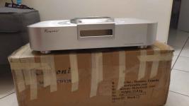 Raysonic cd128. Absolutny rarytas na rynku wtórnym. Lampowy. Kazimierza Wielka - zdjęcie 1