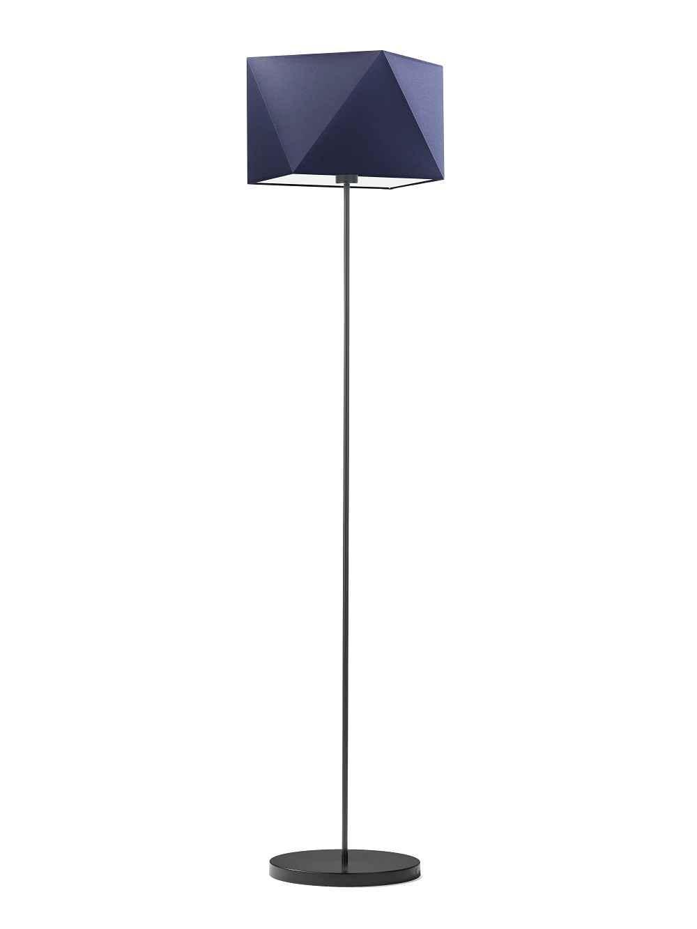 Lampa stojąca abażurowa diament BURNE! Częstochowa - zdjęcie 3