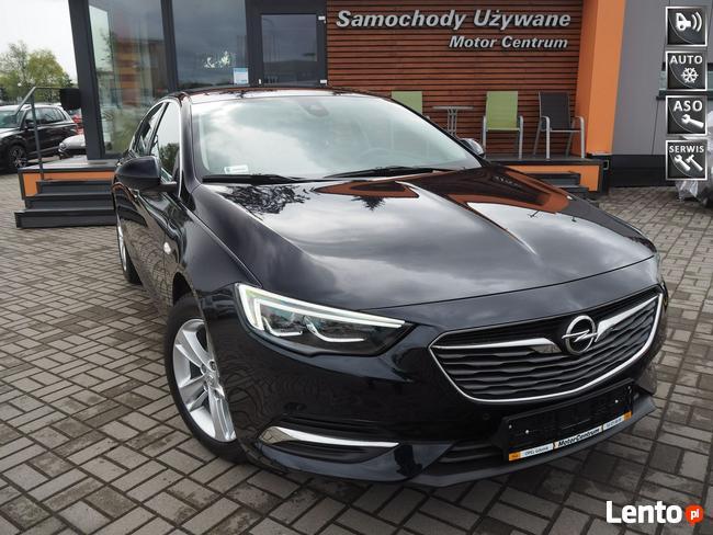 Opel Insignia 1,5 T 165KM INTELLLUX Gdańsk - zdjęcie 1