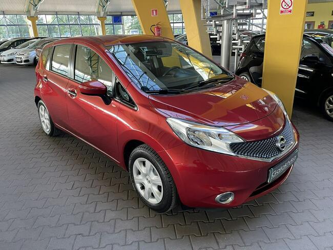 Nissan Note ZOBACZ OPIS !! W podanej cenie roczna gwarancja Mysłowice - zdjęcie 3