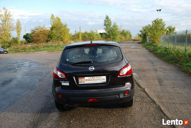 Nissan Qashqai Jak nowe 4x4 Siedlce - zdjęcie 6