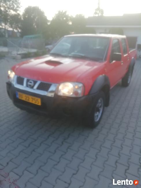 Nissan Navara D22 2.5DI 4X4 Podw.kabina Ostrów Wielkopolski - zdjęcie 2