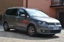 Volkswagen Touran 1,6TDI Nawi  Alum Gwarancja Zabrze - zdjęcie 4