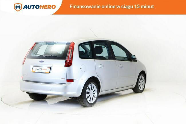 Ford C-Max DARMOWA DOSTAWA, PDC, Grzan fotele, Klima auto Warszawa - zdjęcie 6