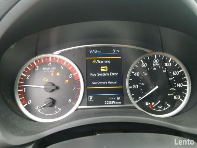 Nissan Sentra SR Turbo 1.6 benz. automat CVT, 188 KM 2018 Bielany Wrocławskie - zdjęcie 7