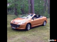 Kabriolet Peugeot 307 CC Śródmieście - zdjęcie 4