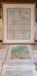 Sprzedam lub wymienie stare  , oryginalne mapy sztabowe  ziem polskich Mazowsze - zdjęcie 2