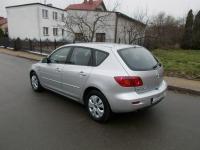 Mazda 3 Opłacona Zdrowa Zadbana Serwisowana Klimatyzacją 1Wł 100 Aut Kisielice - zdjęcie 5