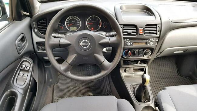 Nissan Almera SALON PL,  zadbany. !! Aleksandrów Łódzki - zdjęcie 12