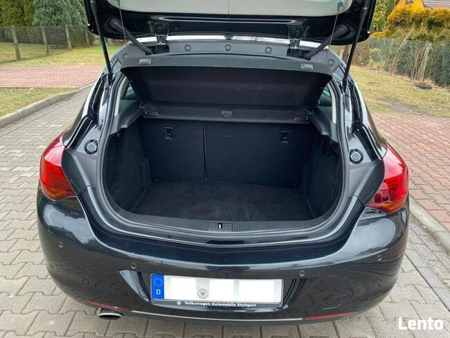Opel Astra Klimatyzacja / Nawigacja / Xenony Ruda Śląska - zdjęcie 11