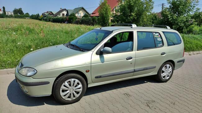 Renault Megane Salon 1.6 Benzyna GAZ Klima Jeżdżący Błonie - zdjęcie 2