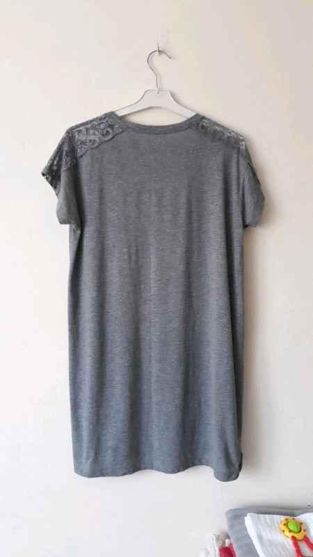 Koszula damska do spania Mokotów - zdjęcie 2