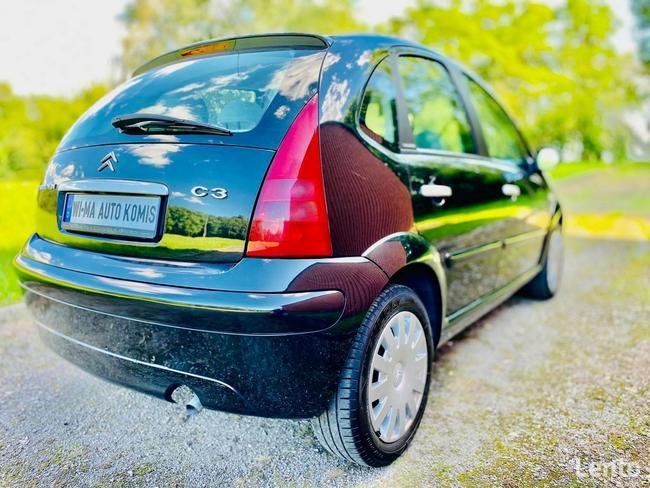 Citroen C3 1.4 / Klima / Szyby / Gwarancja 136 tyś km Mikołów - zdjęcie 8