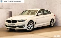 BMW 3GT 318d GT 150KM   Advantage Reflektory LED Podgrzewane Fotele   Warszawa - zdjęcie 1