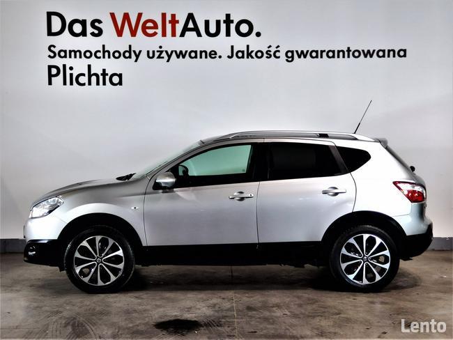 Nissan Qashqai 1.6 DOHC 117 KM, Kamera cofania, Salon PL, Gwarancja Gdynia - zdjęcie 3