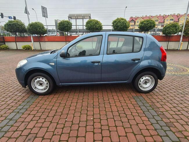 Dacia Sandero z Niemiec 1,4 benzyna 75 KM tylko 66 tys. przebieg Rzeszów - zdjęcie 11