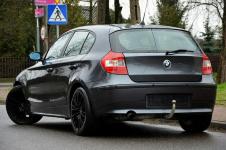 BMW 120 Opłacone 2.0i 150KM Serwis Rude skóry Navi Pdc Gwarancja Kutno - zdjęcie 10