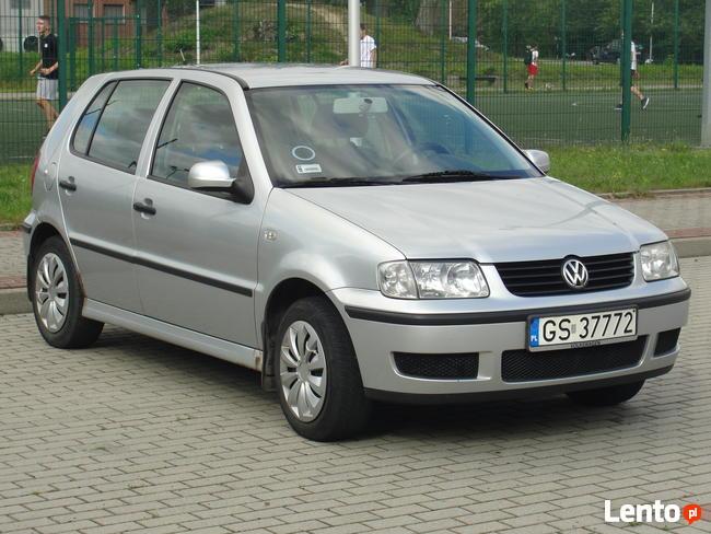 Gratka. VW Polo 1.4, model 6N2, 75 KM, benzyna, rocznik 2001 Bełchatów - zdjęcie 1