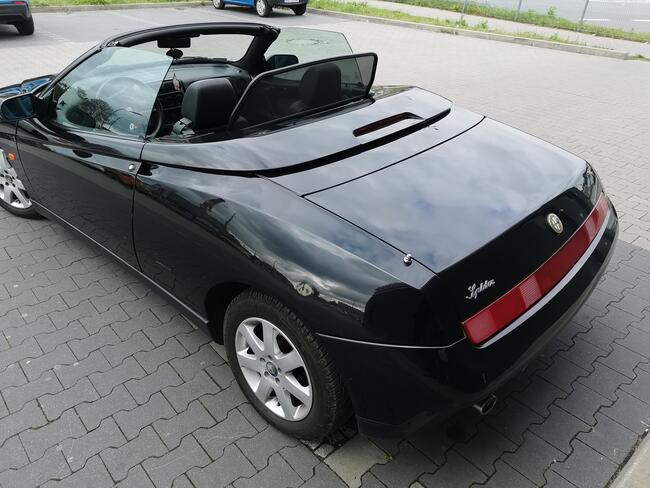 Zadbany Klasyk alfa Romeo Spider 916 2,0 Ts 1996rAutko w moi Sosnowiec - zdjęcie 7