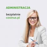 Technik Administracji- kierunek dostepny bezpłatnie w Cosinus! Gniezno - zdjęcie 1