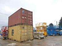 Kontenery Morskie 20DV 40HC Sprzedaż Wynajem Transport  Krosno Jasło - zdjęcie 4
