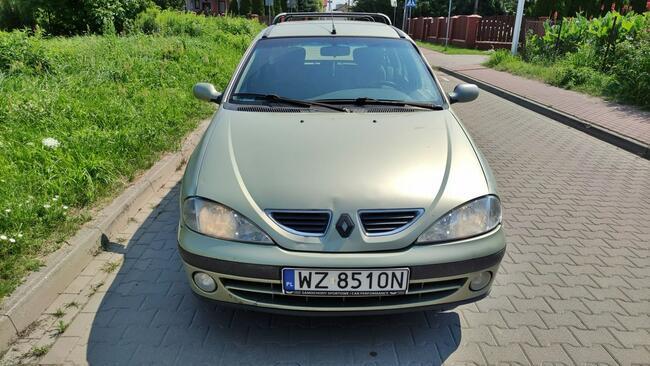 Renault Megane Salon 1.6 Benzyna GAZ Klima Jeżdżący Błonie - zdjęcie 4