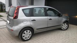 Nissan Note 1,4 benzyna 2011r Salon oryginał Płock - zdjęcie 9