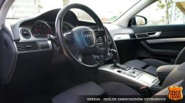 Audi A6 3.0TDI 233hp Automat Quattro Navi Xenon Zamiana Raty Gdynia - zdjęcie 12