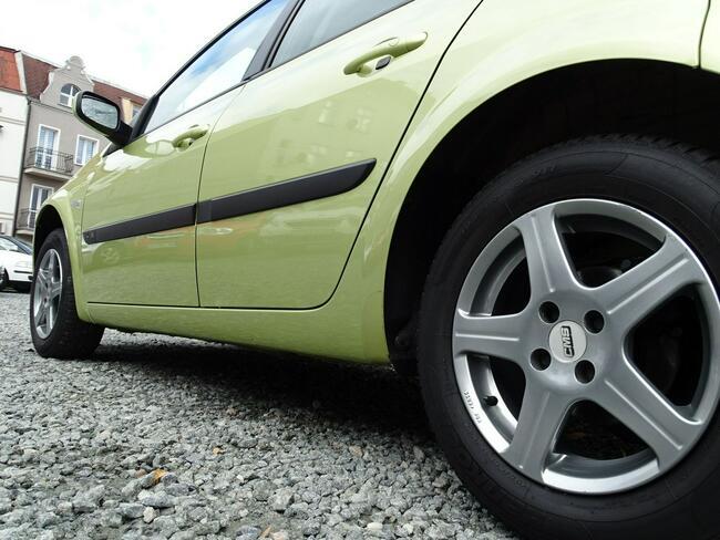 Renault Megane Benzyna Zarejestrowany Ubezpieczony Elbląg - zdjęcie 10
