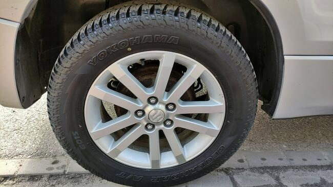 Suzuki Grand Vitara 1.9 Diesel 4x4 Klimatronic Navi Szyberdach Błonie - zdjęcie 12