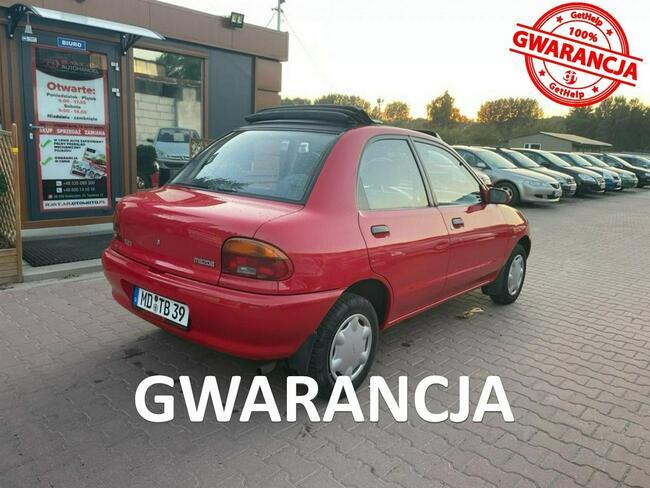 Mazda 121 / 1.3 benzyna / Gwarancja GetHelp / Opłacony Świebodzin - zdjęcie 1