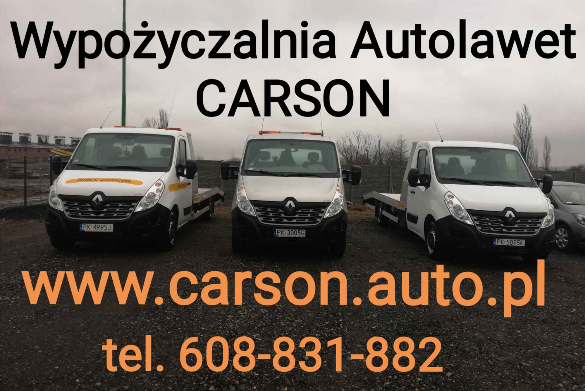 CARSON Wypożyczalnia Samochodów Kalisz Kalisz - zdjęcie 3