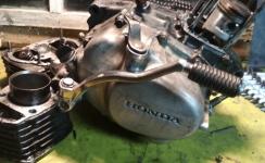 Remont/naprawa silników motocyklowych Jasło - zdjęcie 1