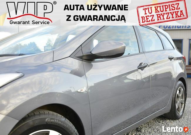Hyundai i30 1,4 16v 100 KM Koszt Rej 256 zł  roczna GWARANCCJA VIP Gniezno - zdjęcie 6