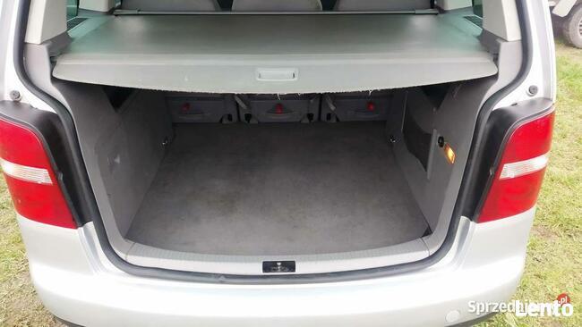 Volkswagen Touran 1, 9 TDI Sanok - zdjęcie 5