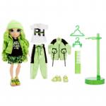 Lalka L.O.L Rainbow High Fashion Doll - Jade Hunter surprise Galiny - zdjęcie 4