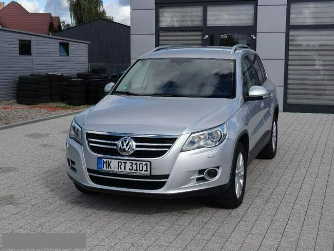 Volkswagen Tiguan 1.4 TSI 150KM! 4X4! Bezwypadkowy! Serwis! Opłacony! Kościerzyna - zdjęcie 5