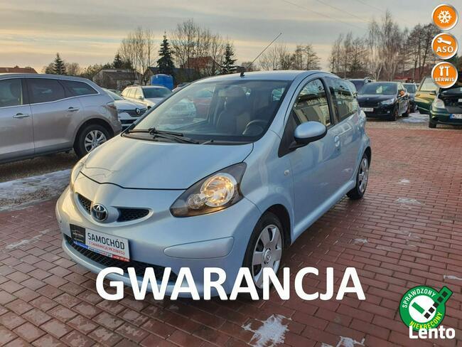 Toyota Aygo Gwarancja, Serwis Sade Budy - zdjęcie 1