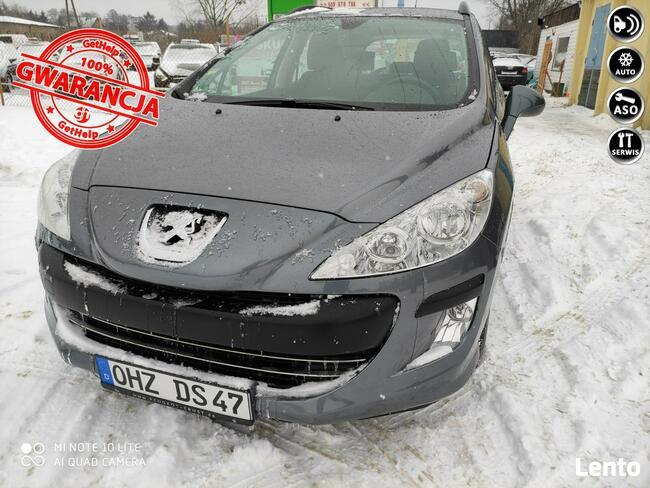 Peugeot 308 SW Stan Bardzo dobry ! 8 kół serw. ASO Peugeot !!! Grodzisk Mazowiecki - zdjęcie 1