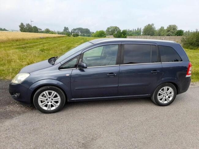Opel Zafira B Ciechanów - zdjęcie 5