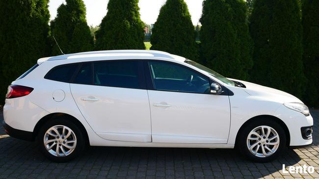 Renault Megane LIMITED 1.5 dCi Salon Polska Serwis ASO Bezwypadkowy Włocławek - zdjęcie 5