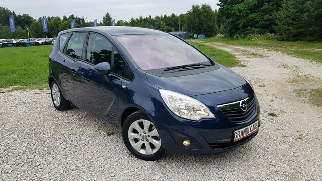 Opel Meriva 1.4T 120KM # Climatronic # Super Stan # Serwisowana !!! Chmielnik - zdjęcie 3