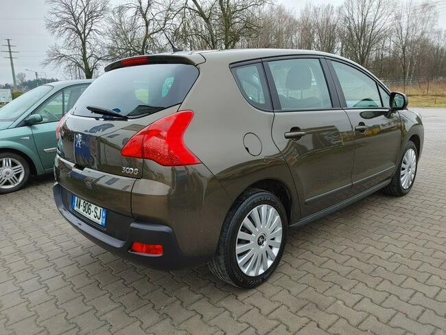 Peugeot 3008 1.6Hdi piękny kolor Klima zadbane rodzinne auto Opłacony Częstochowa - zdjęcie 12
