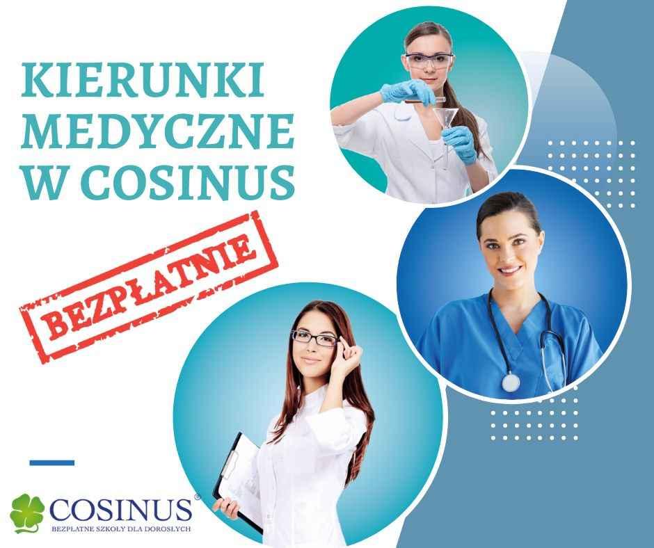 Zawodowe kwalifikacje medyczne - BEZPŁATNIE Nowa Huta - zdjęcie 1